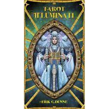 TAROT ILLUMINATI DECK CARDS DUNNE ESOTERIC FORTUNE TELLING LO SCARABEO NEW