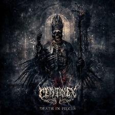 CENTINEX - Death in Pieces Ltd.Ed. DIGI, NEU