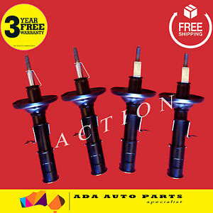FRONT & REAR Gas Struts SHOCK ABSORBERS For TOYOTA CAMRY 20 SERIES 8/97-09/02