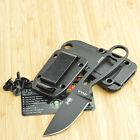 ESEE Izula Black Powder Coated 1095 Survival Camp Knife Izula-B