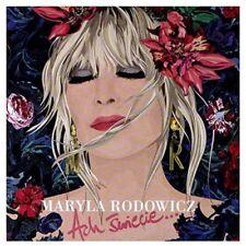 Maryla Rodowicz - Ach Swiecie [New CD] Germany - Import