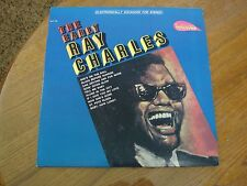 The Early Ray Charles - Pickwick Records VG+/VG+
