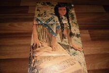 altes BRAVO-POSTER aus 1960er -- MARIE VERSINI als NSCHO TSCHI // Maße 62 x 28