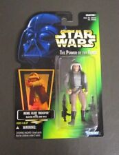 Rebel Fleet Trooper 1997 STAR WARS Power of the Force POTF MOC