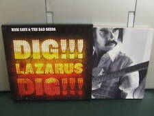 Nick Cave & The Bad Seeds ‎– Dig, Lazarus, Dig!!! CD cardboard + booklet NUOVO