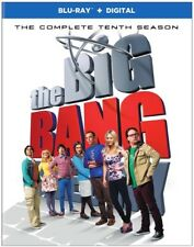 The Big Bang Theory: The Complete Tenth Season [New Blu-ray] 2 Pack, Slipsleev
