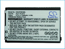 New Premium Battery for Sanyo Mirro SCP-3810 SCP-3810 Replacement SCP-35LBPS