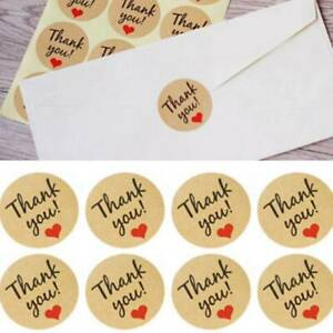 Colorful Lettering Stickers Seal Labels Handmade Sticker For Candy Gift SG