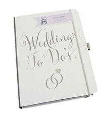 Wedding To Do's - Wedding Planner Book Diary Journal Organiser Engagement Gift