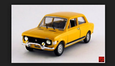 FIAT 128 Rally 1971 Yellow 4220 1/43 Rio Made in Italy