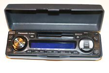 Panasonic Cq-R253U Faceplate for cassette car stereo system with carrying box