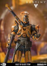 Destiny: Coffre de Verre Titan Figurine avec accessoires par McFarlane Toys