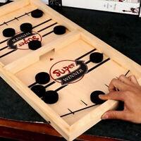 Spielzeug Schnelles Sling Puck Spiel Tempo SlingPuck Gewinner Brettspiel Adult