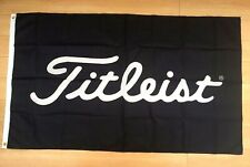 Titleist Golf Clubs 3x5 Ft Indoor/Outdoor Flag Masters Players
