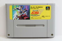 Gundam Wing W Endless Duel SFC Nintendo Super Famicom SNES Japan Import I5846