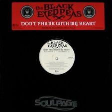 "Black Eyed Peas - Don´t Phunk With My Heart - 12"" US PROMO NEU"
