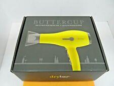 drybar Buttercup Ultimate Blow Dry Tool + Super Lemon Drop Detangler Brush