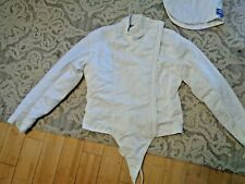 Used Santelli Made In USA Fencing Jacket 40