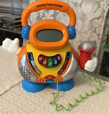 Vtech Learning Tunes Karaoke Sing Along with Microphone - 3 Modes of Play