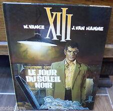 comme EO * TBE  1988 * Nº 1 Le jour du soleil noir * XIII * Jean Van Hamme Vance