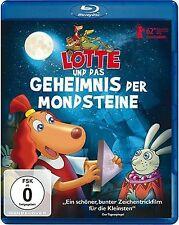 Lotte und das Geheimnis der Mondsteine (Blu-Ray) (NEU & OVP) (N°0004)