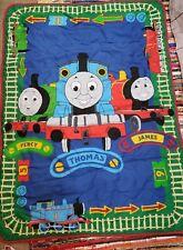 Gullane Thomas Train Percy James Toddler Bed Blanket Quilt Comforter
