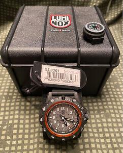 Luminox XS-3301 Frogman Commando Watch
