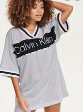 Calvin klein Directional Lounge Oversized Fit Nightshirt Medium