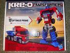 Kreo Transformers Optimus Prime 31143 Kre-o New rare Retired