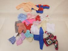 ESF-0706520 Teile Puppenkleidung passend für Barbie,mit Gebrauchsspuren