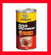 BARDAHL B2 OIL additivo anticonsumo olio motore anitattrito viscosità perdite