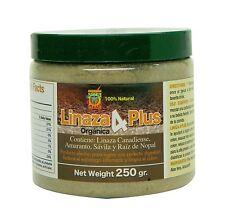 Linaza Organica combate estreñimiento, mala digestion, limpieza del colon