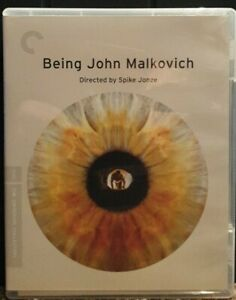 Being John Malkovich - The Criterion Collection Blu-ray (Region A)