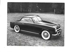 """SIMCA-9 COUPE SPORT  PRESS PHOTO @ 1953  """"brochure related"""""""