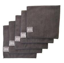 AUTOGLYM High Quality Grey Microfibre Cloth x 5