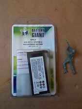 NEW iPhone 4 616-0513 Replacement Battery Battery Giant BLP-1275-1.4