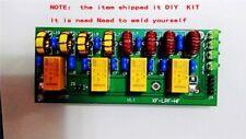 12v 100W 3.5Mhz-30Mhz HF power amplifier low pass filter Diy kit