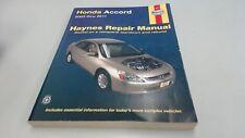 Honda Accord Automotive Repair Manual: 2003-2011 (Haynes Automoti