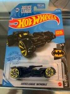 2021 Hot Wheels N Case #220 Justice League Batmobile Treasure Hunt New