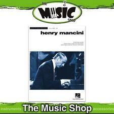 New Jazz Piano Solos 'Henry Mancini' Music Book - Volume 38