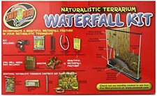 Zoo Med Naturalistic Terrarium Waterfall Kit New
