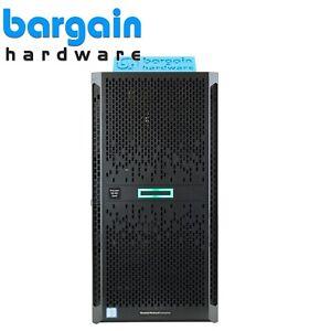 HP ML350 Gen9 Tower Server, Configurable upto 2.4Ghz, 12 Core, 64GB DDR4, B140i