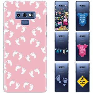 Dessana Baby TPU Protective Cover Phone Case Cover For Samsung Galaxy S Note