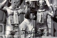 WENDY PADBURY ZOE DR WHO SIGNED AUTOGRAPH 6 x 4 PRE PRINTED PHOTO CYBERMEN WHEEL