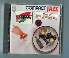 Early PHILIPS 80s cd-sampler COMPACT JAZZ More of the Best of Dixieland 838 347-