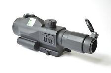 VISM by NcStar Gen 3 SRT 3-9x40 Rifle Scope with Green Laser VSRTP3940GV3