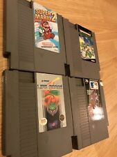 NES Games Grab Bag (Includes Super Mario 2, Ninja Turtles, Life Force & MLB!)