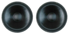 "NEW (2) 18"" SubWoofer Speakers.PA.8 ohm.bass cabinet PAIR Woofer replacement.DJ"