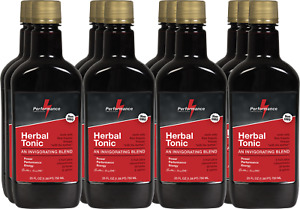 Performance Health Herbal Tonic With Raw Organic Vinegar 12 Bottle Deal