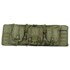 """Valken Tactical Gun Case / Marker Bag - Double - 36"""" - Olive"""